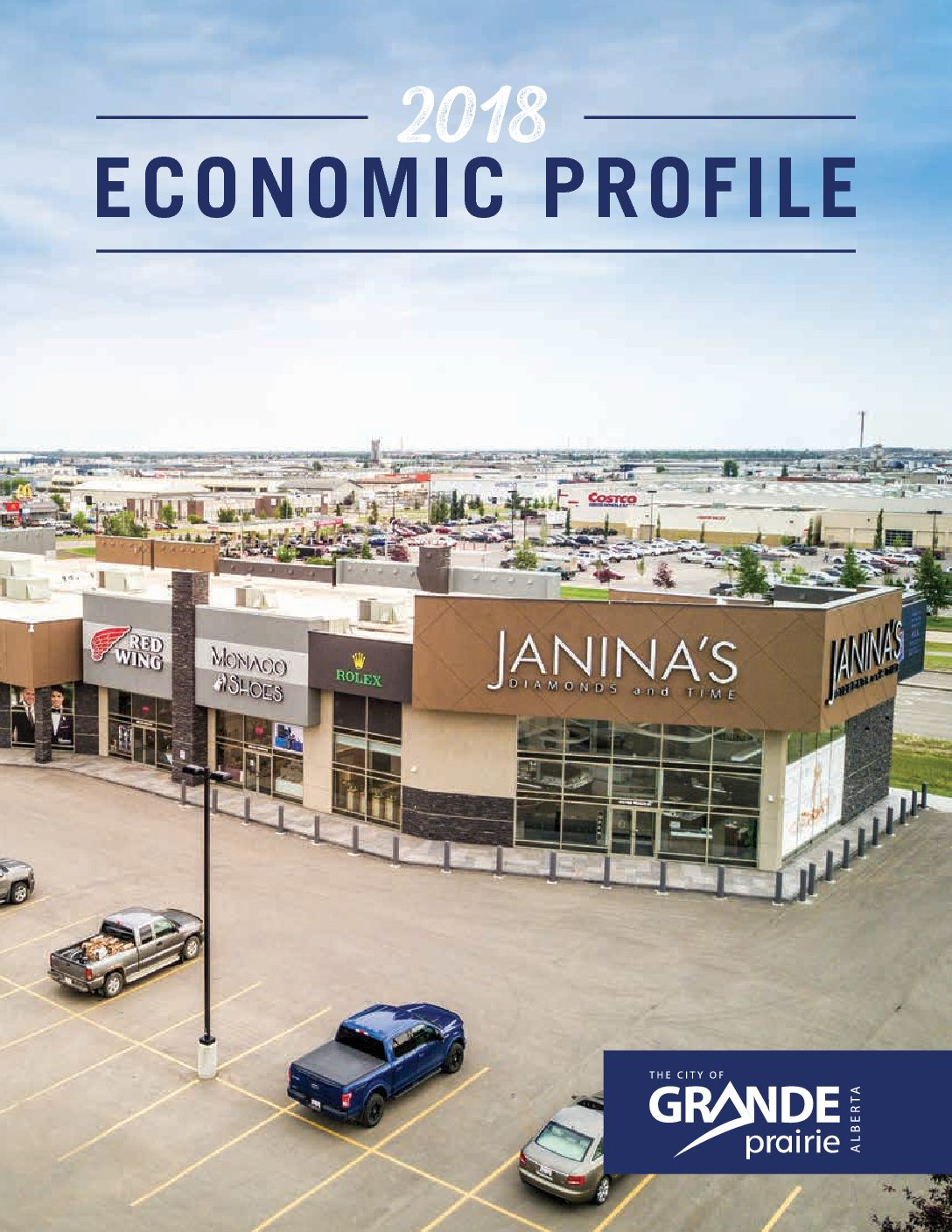 Grande Prairie Economic Profile – 2018
