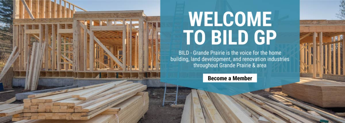 BILD GP - Home Builders Association in Grande Prairie