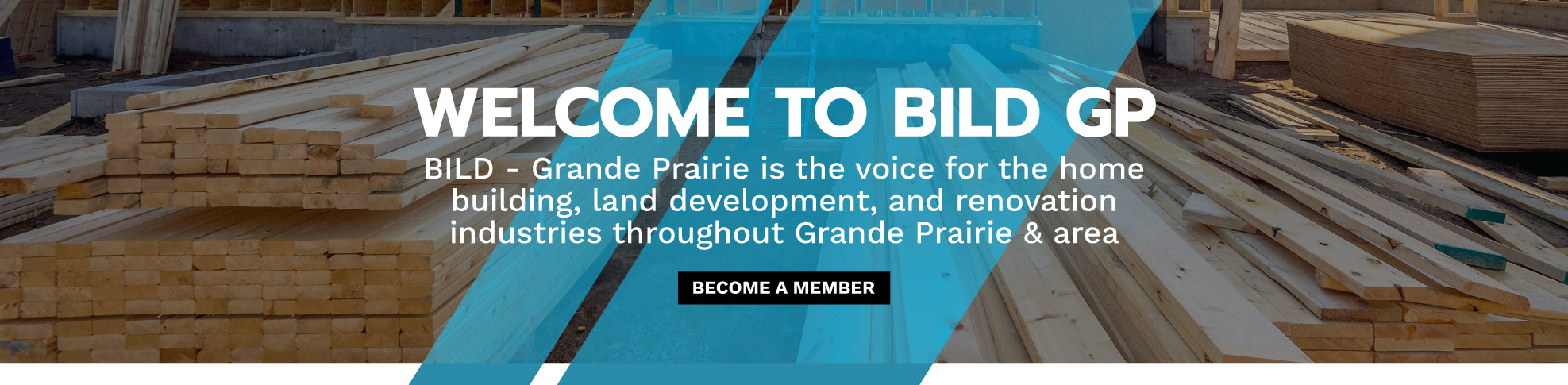BILD GP - Home Builders Association in Grande Prairie - Homepage Slider 1